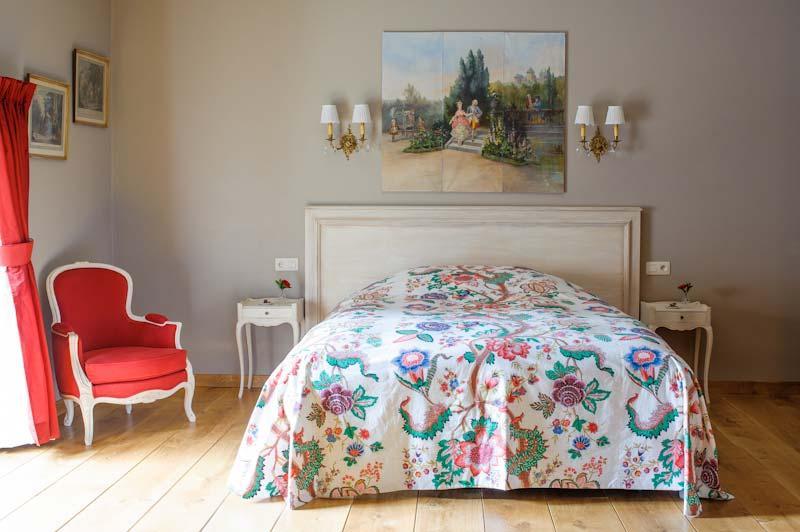 De Louis XV kamer